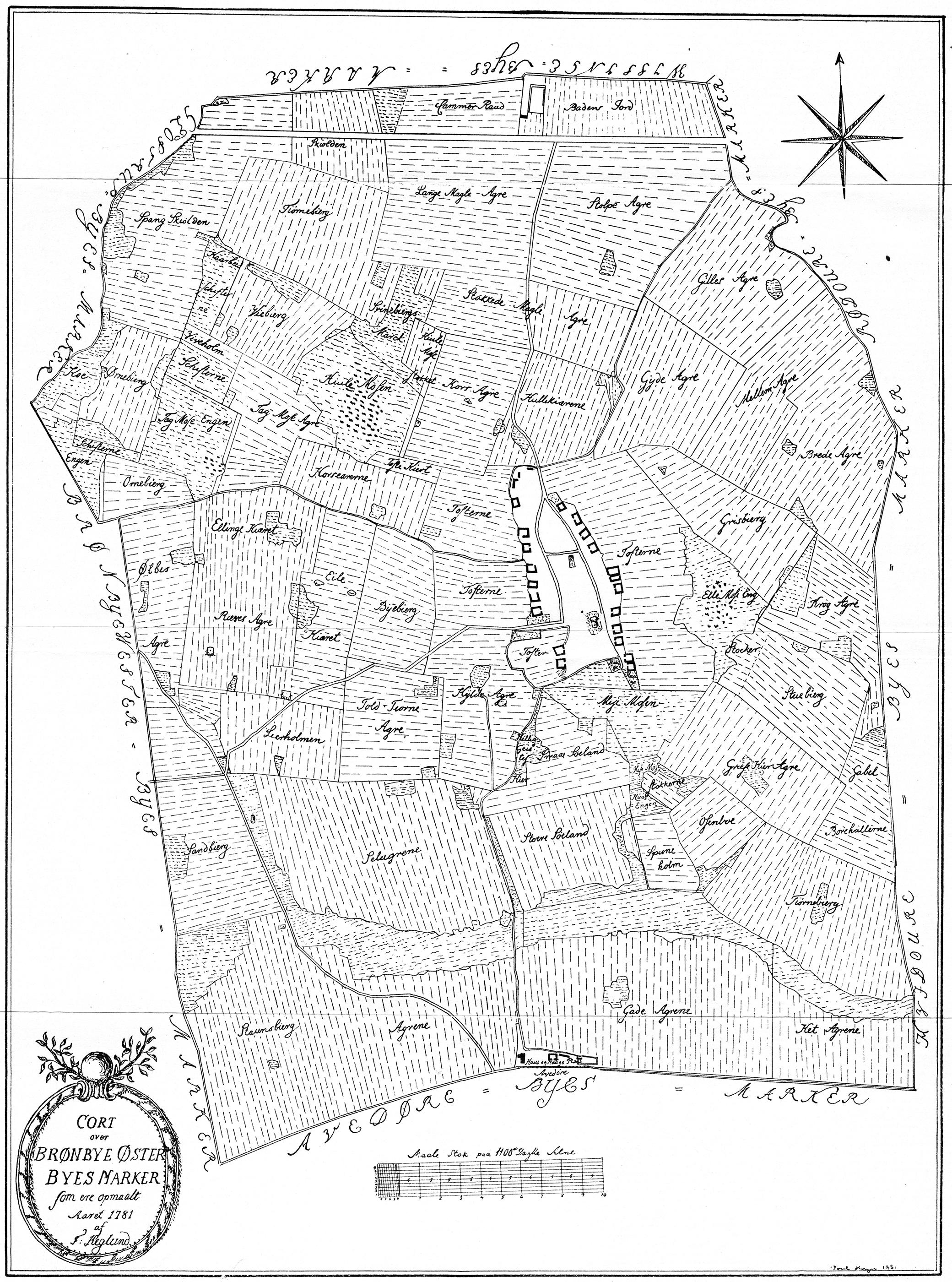 1781 Brøndbyøster