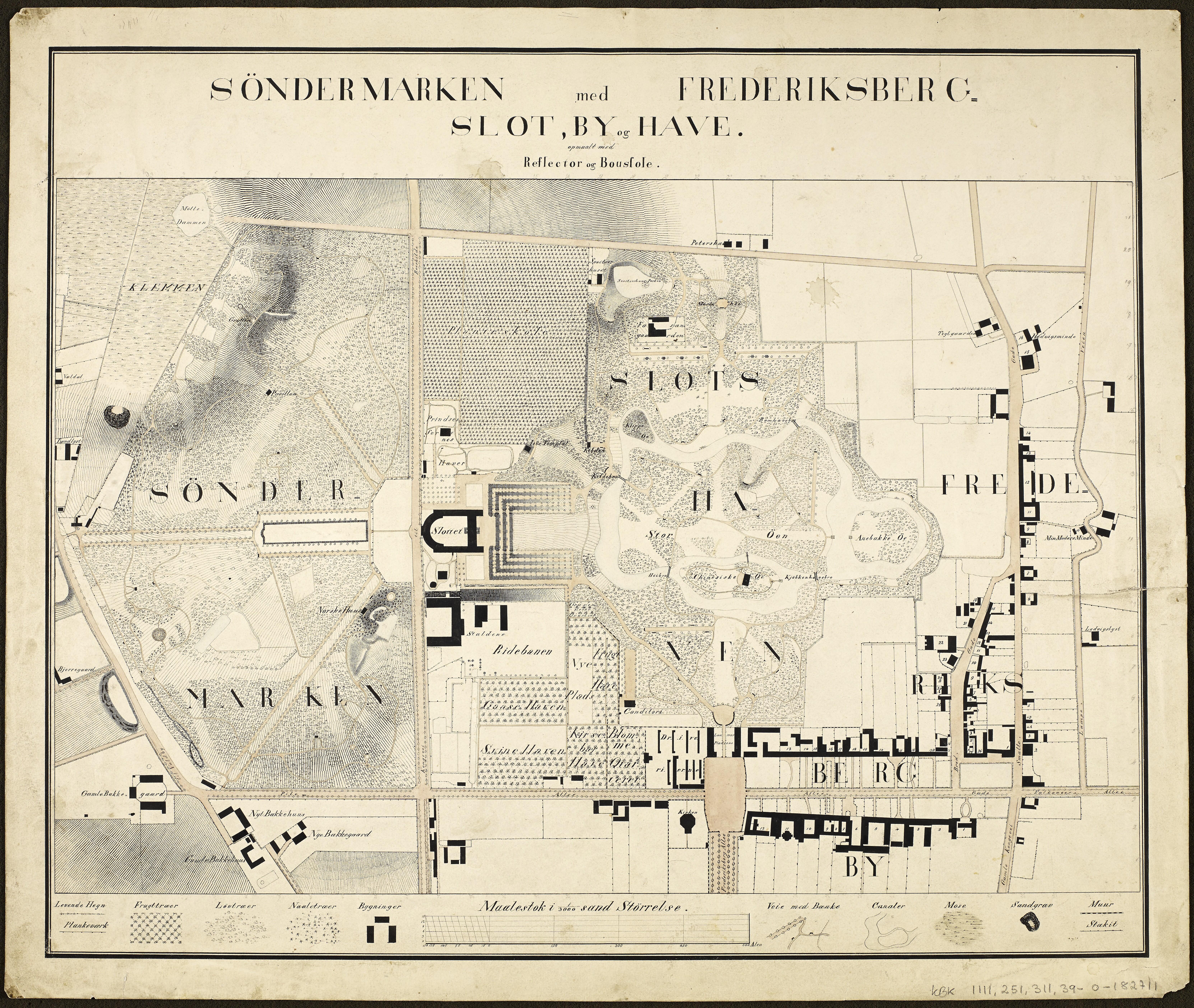 1827 Frederiksberg